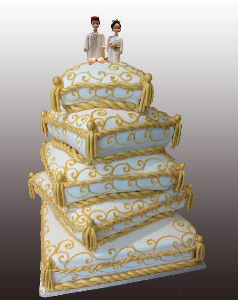sweet celebration by lilou » Mes gateaux de mariage
